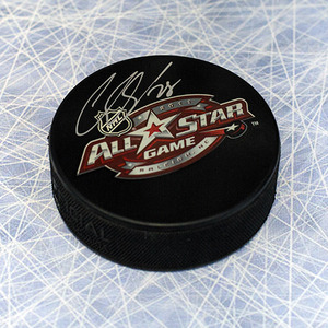 Claude Giroux Autographed 2011 All Star Game Hockey Puck *Philadelphia Flyers*