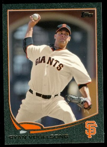 Photo of 2013 Topps Black #132 Ryan Vogelsong