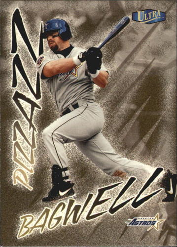 Photo of 1998 Ultra Gold Medallion #495 Jeff Bagwell PZ