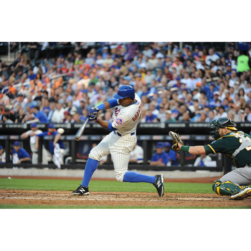 Photo of Amazin' Auction: Curtis Granderson & Kevin Long Batting Clinic for 20  - Lot # 2