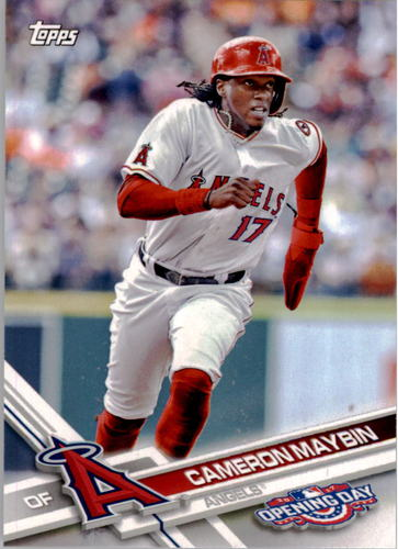 Photo of 2017 Topps Opening Day #119 Cameron Maybin