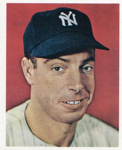 Photo of 1982 GS Gallery All-Time Greats #6 Joe DiMaggio