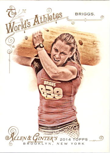 Photo of 2014 Topps Allen and Ginter #276 Samantha Briggs