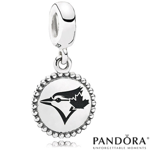 Toronto Blue Jays Dangle Charm by PANDORA® Jewellery