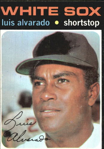 Photo of 1971 Topps #489 Luis Alvarado
