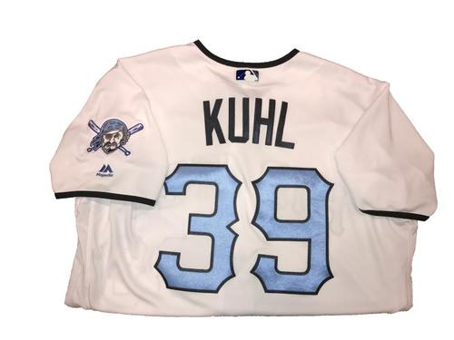 Photo of Chad Kuhl Game-Used Father's Day Weekend Jersey - Worn on 6/17 & 6/18