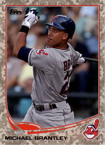 Photo of 2013 Topps Camo #323 Michael Brantley