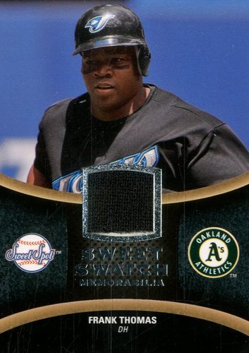 Photo of 2008 Sweet Spot Swatches #SFT Frank Thomas