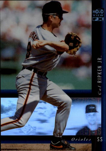 Photo of 1994 SP Holoviews #32 Cal Ripken