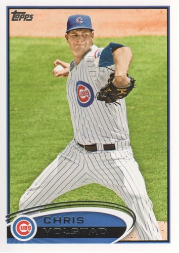 Photo of 2012 Topps #367 Chris Volstad