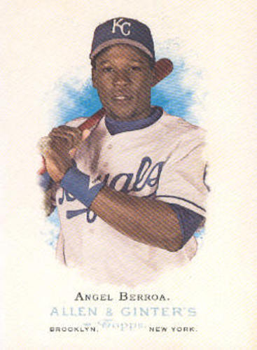 Photo of 2006 Topps Allen and Ginter #18 Angel Berroa