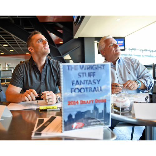 Photo of Amazin' Auction: Play Fantasy Football with David Wright  - Lot # 3