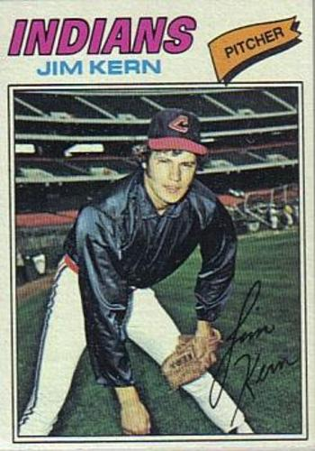 Photo of 1977 Topps #41 Jim Kern