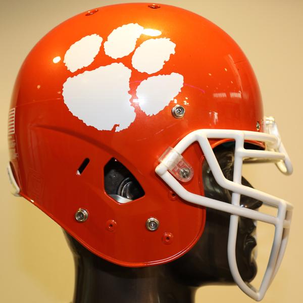 Clemson Autographed Full-Size Football Helmet