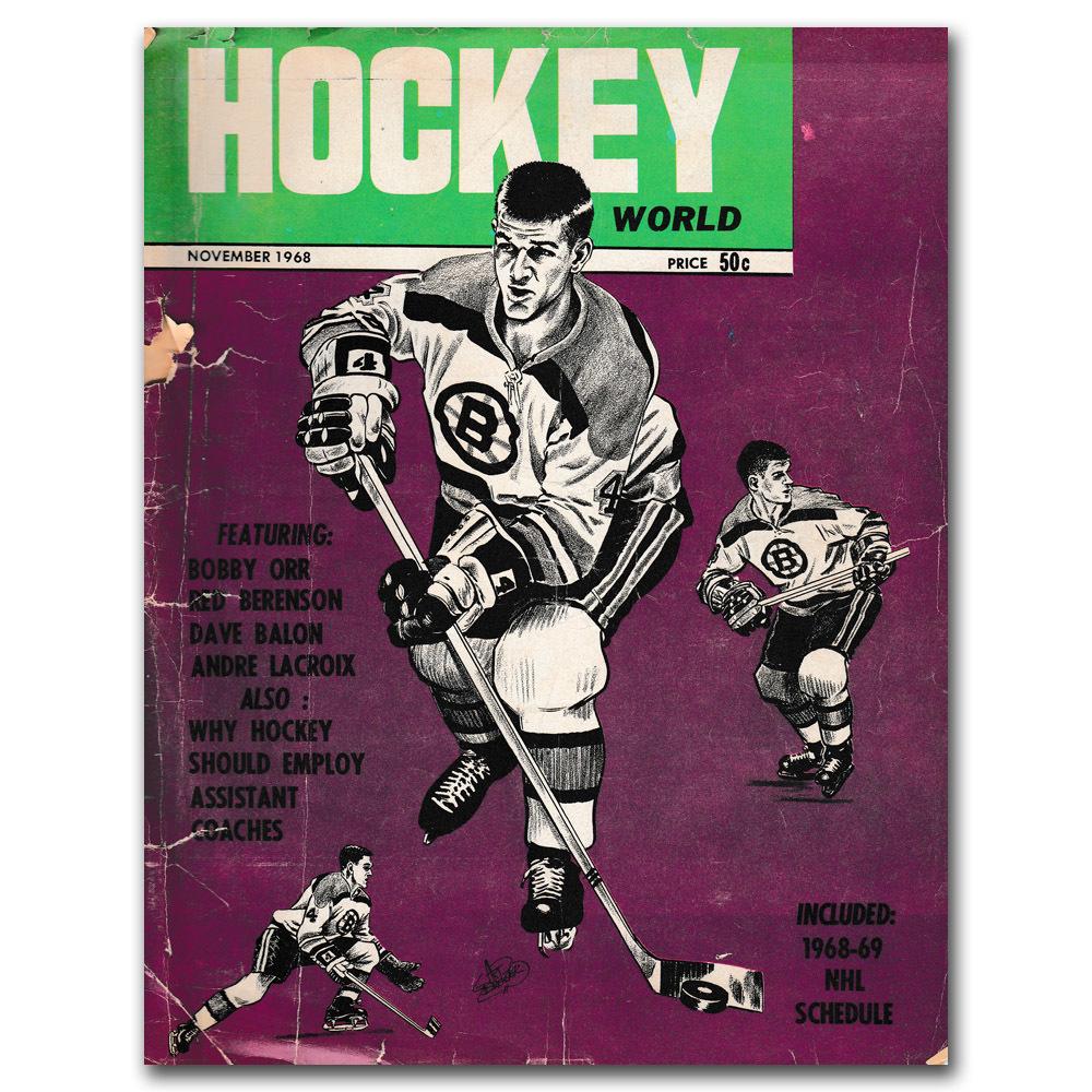 Hockey World Magazine - November 1968