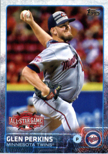 Photo of 2015 Topps Update #US141 Glen Perkins