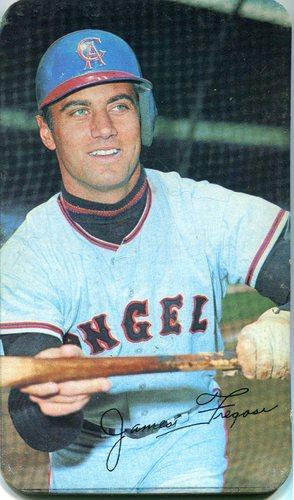 Photo of 1970 Topps Super #30 Jim Fregosi