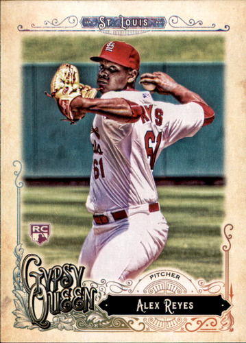 Photo of 2017 Topps Gypsy Queen #37 Alex Reyes RC