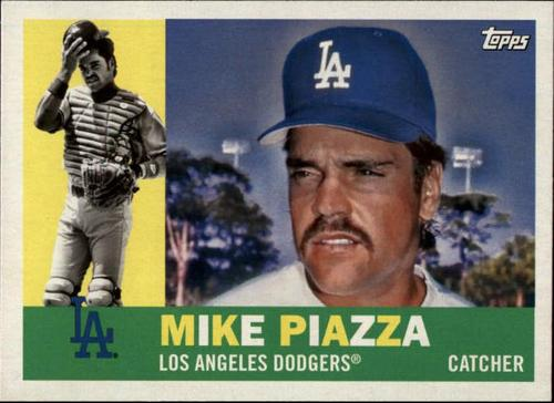 Photo of 2017 Topps Archives #82 Mike Piazza