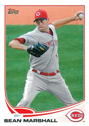 Photo of 2013 Topps #251 Sean Marshall