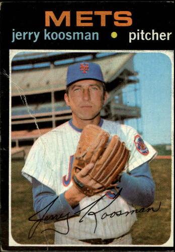 Photo of 1971 Topps #335 Jerry Koosman