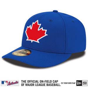 Toronto Blue Jays Authentic Collection Low Crown Diamond Era Batting Practice Cap by New Era
