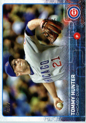 Photo of 2015 Topps Update #US143 Tommy Hunter