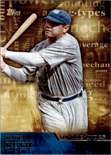 Photo of 2015 Topps Archetypes #A10 Babe Ruth