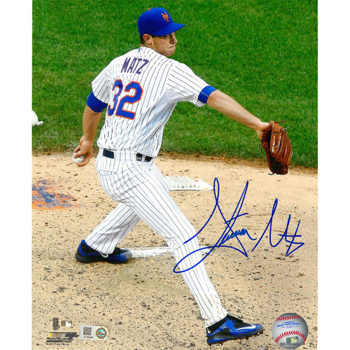 Photo of Steven Matz - Autographed 8X10 Photo