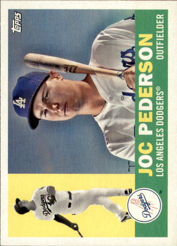 Photo of 2017 Topps Archives #40 Joc Pederson