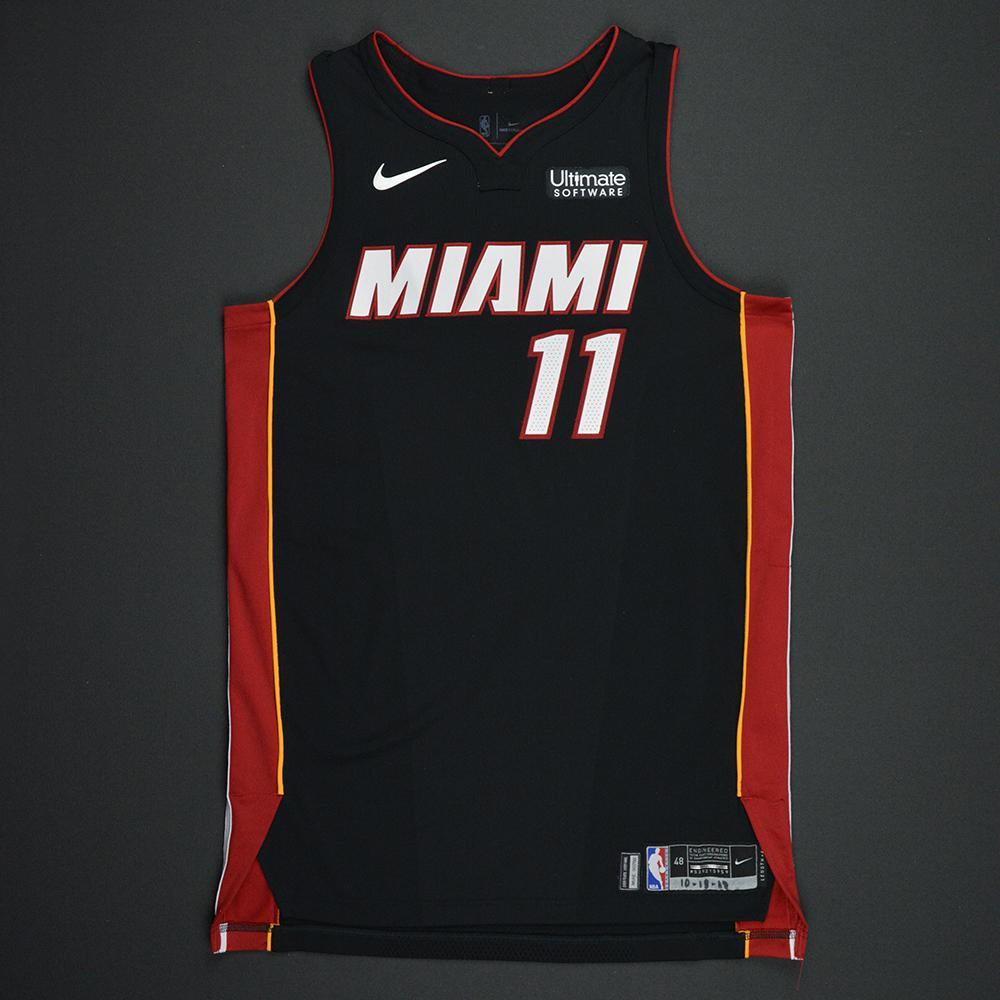 Dion Waiters - Miami Heat - Kia NBA Tip-Off 2017 - Game-Worn Jersey