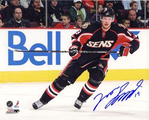 Jason Spezza Ottawa Senators Autographed 8x10 Photo *Dallas Stars*