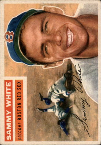 Photo of 1956 Topps #168 Sammy White