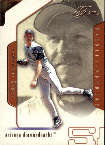 Photo of 2002 Flair #6 Randy Johnson