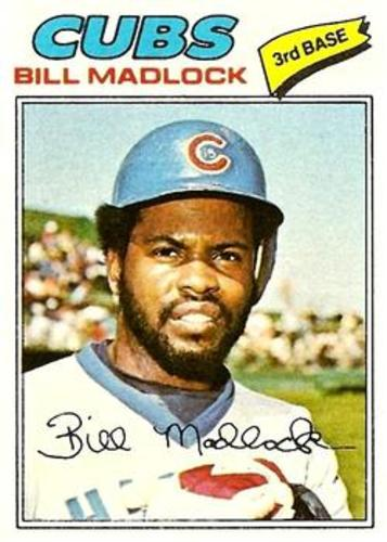 Photo of 1977 Topps #250 Bill Madlock
