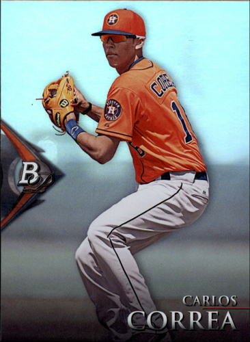 Photo of 2014 Bowman Platinum Prospects  Carlos Correa