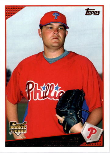 Photo of 2009 Topps #12 Andrew Carpenter RC