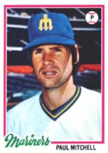 Photo of 1978 Topps #558 Paul Mitchell