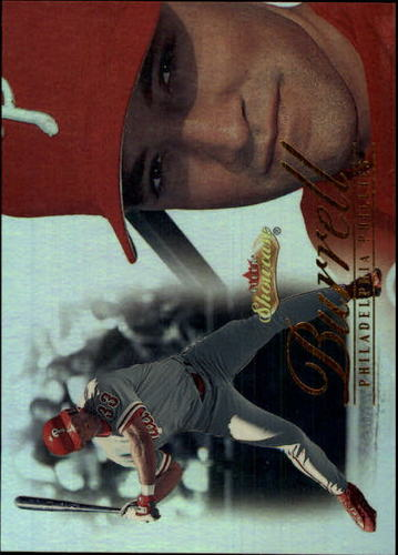 Photo of 2000 Fleer Showcase Prospect Showcase First #9 Pat Burrell