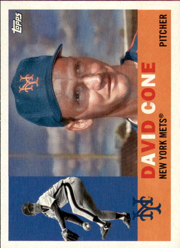 Photo of 2017 Topps Archives #42 David Cone