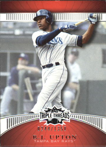 Photo of 2010 Topps Triple Threads #92 B.J. Upton