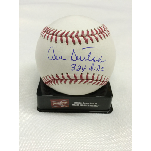 Photo of Don Sutton Autographed Baseball