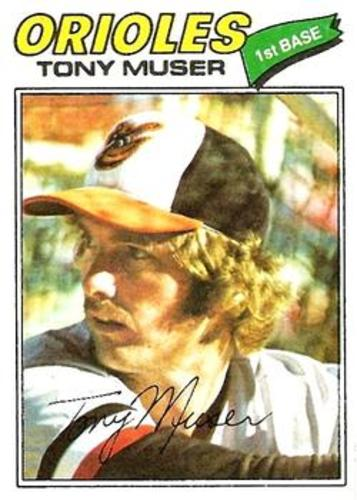 Photo of 1977 Topps #251 Tony Muser