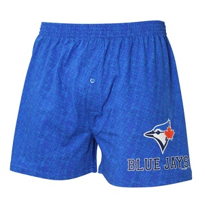 Toronto Blue Jays Showdown Boxers by Concept Sports