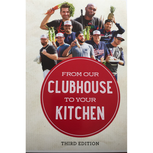 Photo of From Our Clubhouse to Your Kitchen  - Celebrity Cookbook (Ships Week of 12/12) - Great Opportunity for a Unique Holiday Gift!