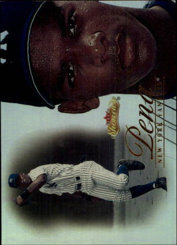 Photo of 2000 Fleer Showcase Prospect Showcase First #33 Wily Mo Pena