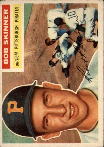 Photo of 1956 Topps #297 Bob Skinner