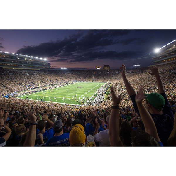 Ultimate VIP Football Weekend Package: Notre Dame vs. Michigan - Aug 31st/Sept 1st