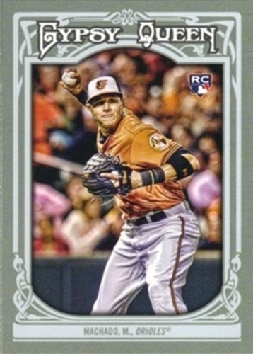 Photo of 2013 Topps Gypsy Queen #85 Manny Machado RC