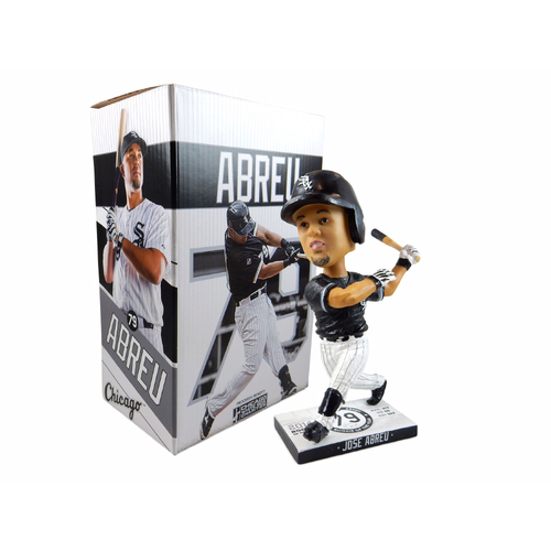 Photo of Jose Abreu Rookie of the Year Limited Edition Bobblehead